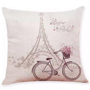 Accents - Pillow Cover BonJour Paris